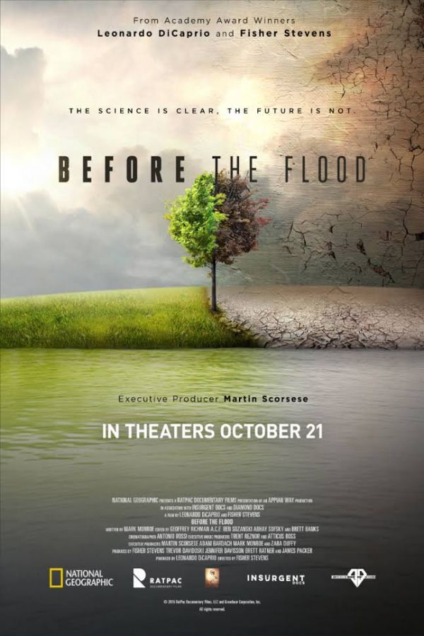 Before the Flood Film Screening 11/13